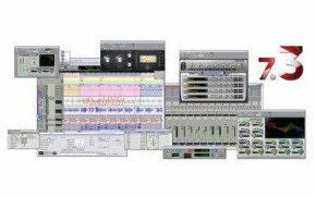 The Pro Tools suite of software simulates many of the functions of a traditional recording studio.