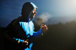 If your running jacket were lined with power felt, perhaps your body heat could power your MP3 player while you jog.