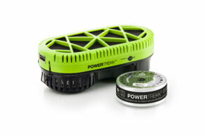 Slap in a PowerTrekk puck and all you need is a little water.