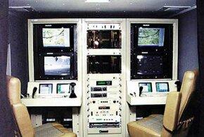 Predator UAV remote pilot station