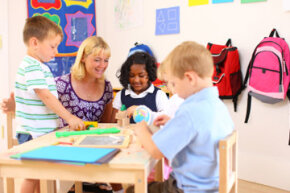 A good preschool teacher can make or break your child's education. Ask to observe a teacher's class before enrolling your child in that preschool.
