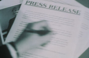 Write your press release with your audience in mind.