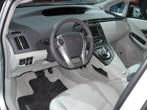 The 2010 Prius has added several features, from increased engine power to an improved sound system and more.