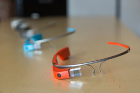 One of the big selling points of Google Glass is its unobtrusiveness -- but could that 'plus' actually be a huge security/privacy issue?