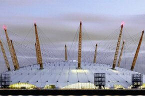 The Millennium Dome was a white elephant for the British government but became a cash cow for its new owners AEG Entertainments.