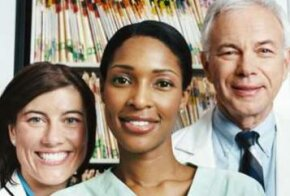 The health care professionals in a provider network give care to members of a health insurance plan. See more staying healthy pictures.