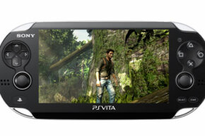"The action adventure title ""Uncharted: Golden Abyss"" is one of the first games available for the PS Vita."