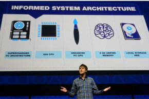 The system architecture for the PS4 is departure from the Cell architecture of the PS3.