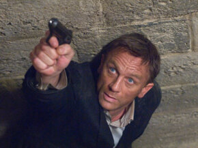 """Daniel Craig returns as James Bond in """"Quantum of Solace."""" See more spy pictures."""