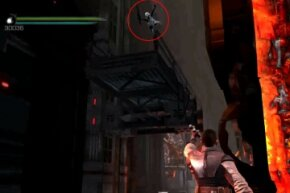 "Whipping enemies around with the Force and watching them flip and flop is half of the fun of the game play in ""The Force Unleashed."""