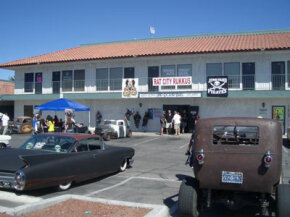The Rat City Rukkus is a car show that caters to the rust-and-primer crowd.