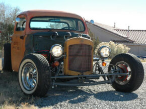 Getting a title for your rat rod can be difficult -- but not impossible.
