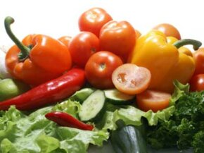 The raw food diet is a lifestyle that demands consciousness and dedicated eating habits. See more vegetable pictures.