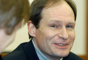 Cannibalism is associated with madness in the modern, developed world. German Armin Meiwes was convicted of manslaughter for killing and eating another, willing human.