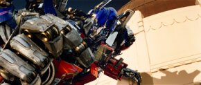 Optimus Prime can be both a bipedal robot and a semi truck.