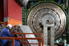 Constructing the Large Hadron Collider