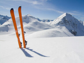 Image Gallery: Winter Sports Believe it or not, these skis could become outdoor deck material. See pictures of winter sports.