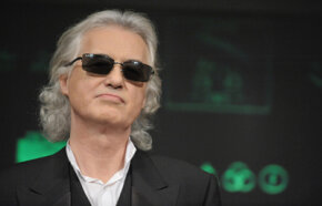 "Fans criticized Led Zeppelin's Jimmy Page for his remastering of their album, ""Mothership."""