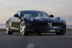 The Fisker Karma