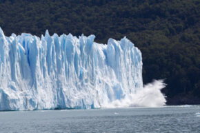 Rising global temperatures have many consequences. See more glacier pictures.