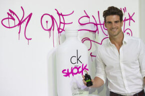 Just because it's endorsed by a cute celebrity like Spanish soccer star Aitor Ocio doesn't make it the right fragrance for you.