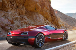 Rimac had a self-imposed deadline to complete the prototype Concept_One in time for the Frankfurt Motor Show in 2011.