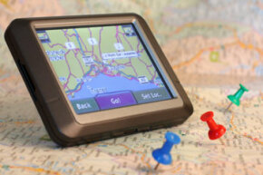 It's a good idea to plan your road trip out on paper before you upload it to your GPS. See pictures of essential gadgets.