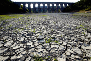 In some regions, like Turkey (above), water is becoming scarce. Other regions have ample, but unsanitary, supply. See more pictures of natural disasters.