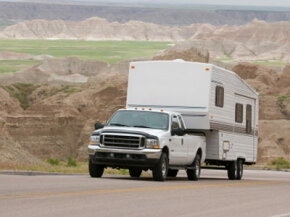 Never exceed your vehicle's weight limits -- and don't forget to properly balance the load, too.