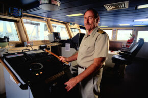 Just like a ship's captain, it's up to sales forecasting professionals to keep businesses on course.
