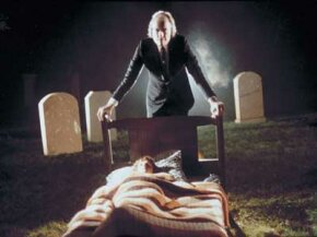 """People were scared of cemeteries long before 1979's """"Phantasm,"""" but horror films certainly haven't made them any more inviting."""