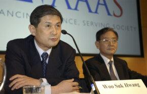 South Korean scientist Dr. Hwang Woo Suk