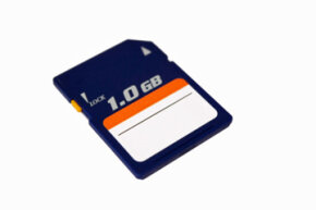 Secure Digital (SD) cards are flash memory cards that comply with standards set by the SD Association.