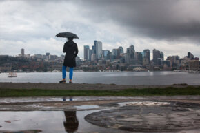 Seattle has a reputation for being a rainy city, but there are other places in the U.S. that experience more precipitation.