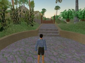 All new residents appear at Orientation Island when they first log into Second Life.