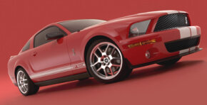 Image Gallery: Sports Cars Shelby Mustang GT500. See more pictures of sports cars.