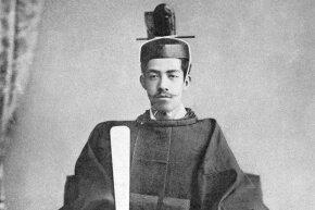 "Emperor Meiji's forces were like ""nope"" when folks tried to establish the Ezo Republic."
