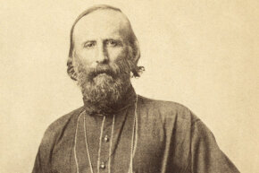 It's entirely possible that the Brazilian gauchos had as much fun saying Giuseppe Garibaldi's name as we do.