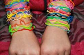 Everything in moderation -- including Silly Bandz.