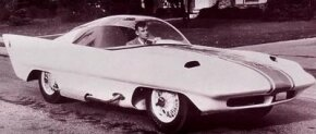 Virgil Exner, Jr., learned about car design at a young age from his father. He went on to design the Simca Special. See more classic car pictures.