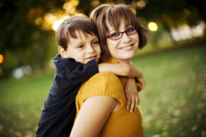 A single parent grant can ease some financial woes. See more parenting pictures.