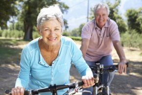 The best way to avoid disability as you age is to stay active and avoid developing a sedentary lifestyle.