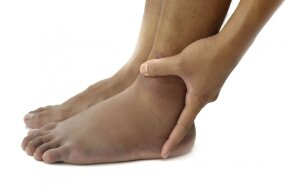 Fluid buildup in your legs and feet increases your odds of a number of problems, and can make walking uncomfortable.