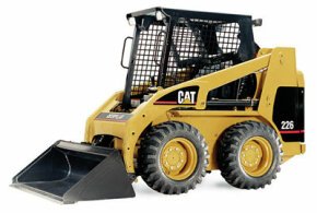 The Caterpillar Skid Steer Loader (SSL).