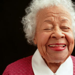 Laugh lines are the kind of wrinkles that are worth it.