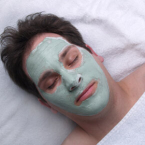 With or without a facial mask, sleep is good for the skin.