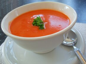 Soups and other foods cooked in a slow cooker retain most of their nutrients.