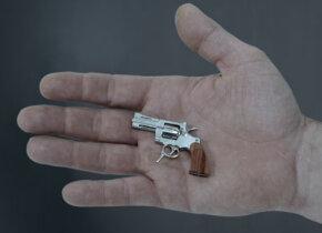 The SwissMiniGun Miniature Revolver C1ST