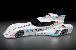 The Nissan ZEOD RC