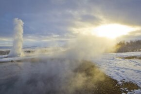 It won't look exactly like the show put on by this geyser, but you might be surprised at how awesome this simple experiment is.